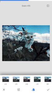 ادیت عکس در موبایل