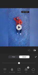 روش تغییر رنگ لباس در ویدیو